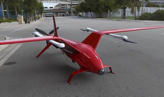 Airbus and Local Motors push forward with crowdsourcing project on cargo drones
