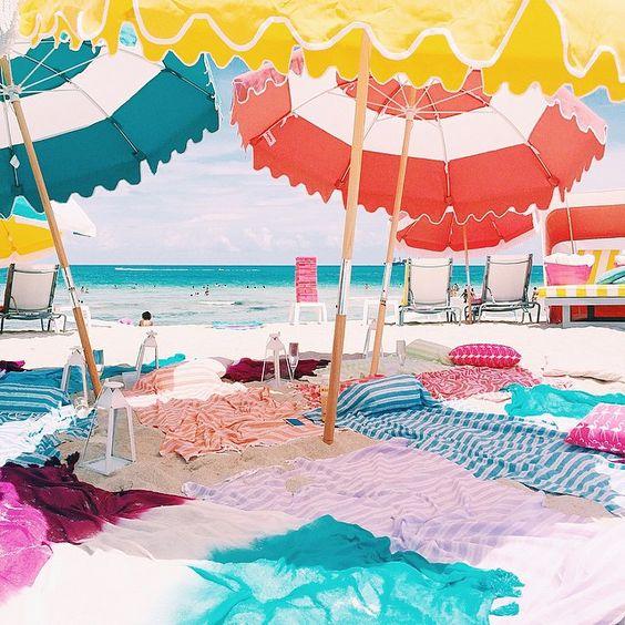 Beachin':