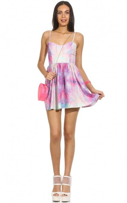 IT'S ELECTRIC DRESS- Lucyinthesky.com
