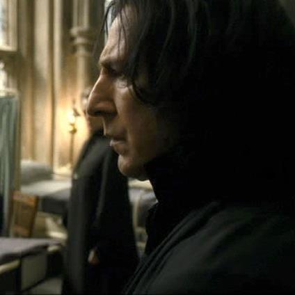 Severus.  Sigh.