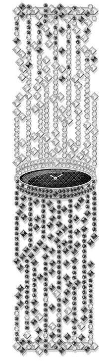 Cartier Libre Baignoire Etoilée