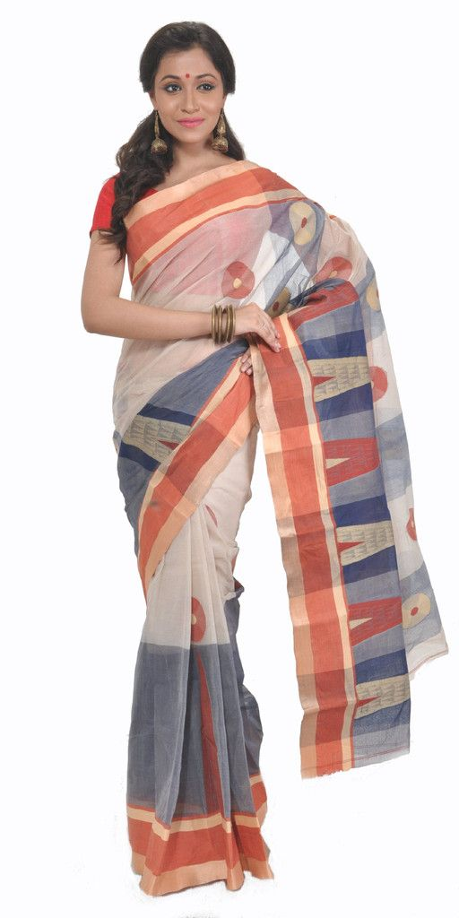 Stately Pride, Handloom Cotton