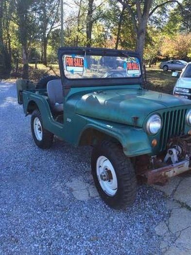 1967 jeep cj5 for sale in mississippi classics used classic car. Black Bedroom Furniture Sets. Home Design Ideas