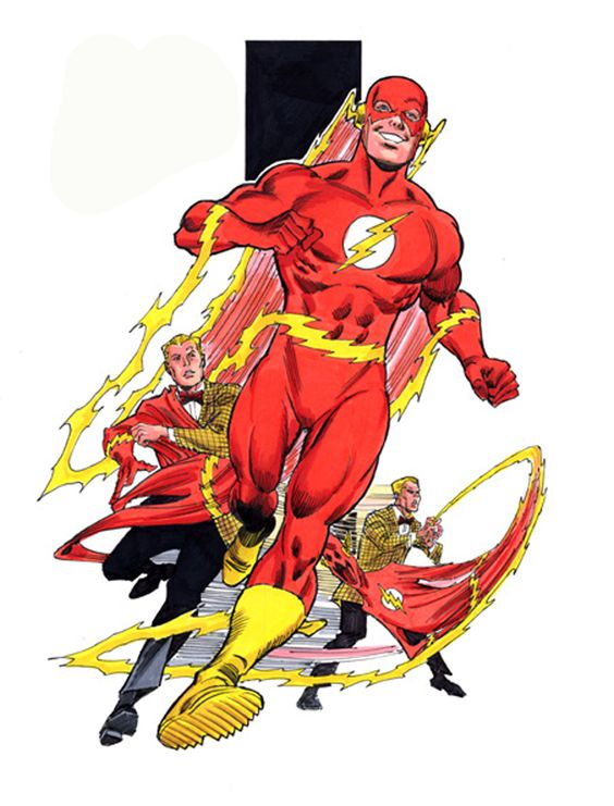 physics of flash barry allen Barry allen, the protector of central city, has the power to violate select laws of  physics and super speed ability the barry allen flash action figure features.