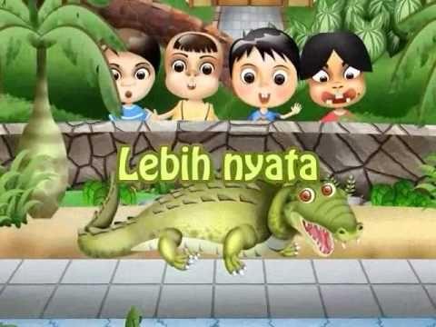 Film Animasi Kebun Binatang