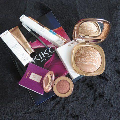 https://crazyhibble.wordpress.com/ #kiko #kikomilano #produkttest #blush #ddcream #kajal #bronzer #beauty #habenwill