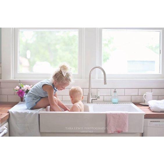 Ikea domsjo farmhouse sink kitchen pinterest for Ikea kitchen sink domsjo