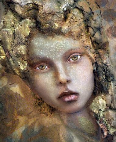 Miriel - 8x10 Fine Art Print by Chopoli.  via Etsy.