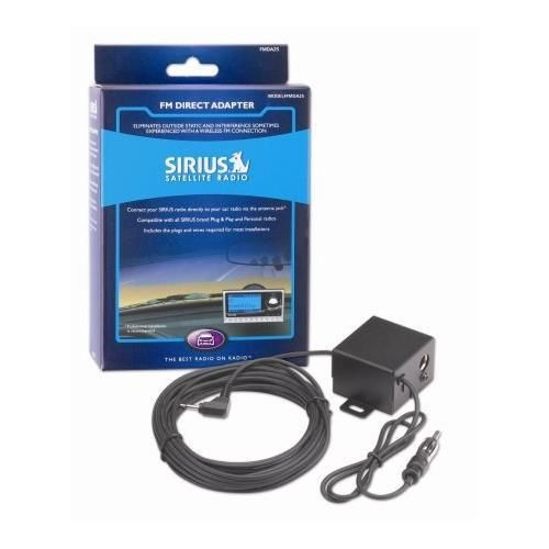 Siriusxm Car Wired Fm Direct Adapter Relay Kit Wlm With Images Fm Transmitters Adapter Radio