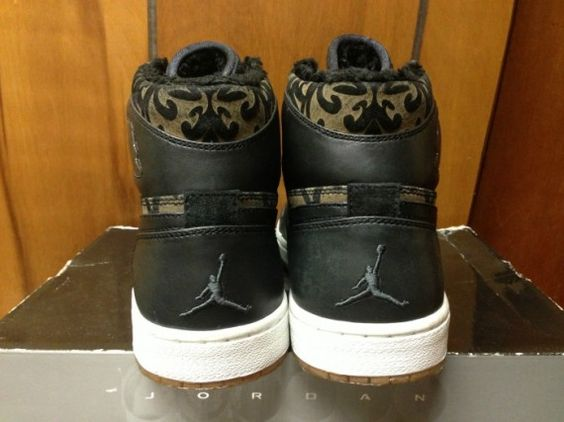 "Air Jordan 1 High ""Laser"" - Unreleased Sample on eBay"