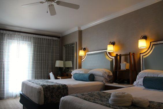 Disney's Beach Club Resort Rooms