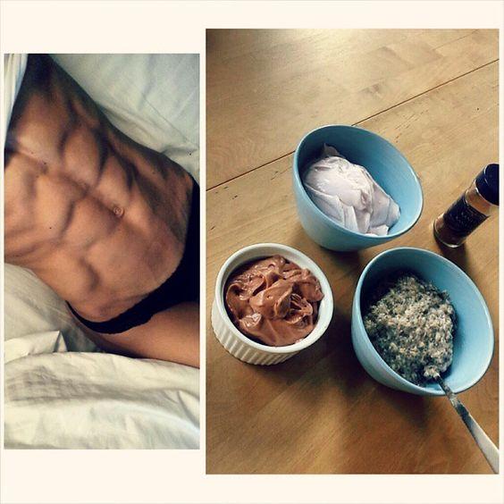Drömfrulle efter lite magträning nu på morgonen Lite köttigare mage efter en jäkla massa mat #dagsformen #minresaräknas #mrr #jhv #jagharviljan #abs #absie #magrutor #bygga #aldrigvila #muskler #muscle #frukost #proteinfluff  #aldrignöjd #gröt #ät #vågaäta #bulk #frkrauk #gains #wargpower #bringfit #tyngre #gains #allkindsofgains