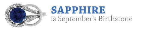 September Birthstone Sapphire Gemstone Special: Shop Now and Save 10% Site-wide @ Gemologica.com! September Birthstone Jewelry Sapphire Earrings Sapphire Rings Sapphire Pendants and Bracelets Sapphire Bracelets