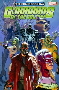 Free Comic Book Day Vol 2014 Guardians of the Galaxy - Marvel ...
