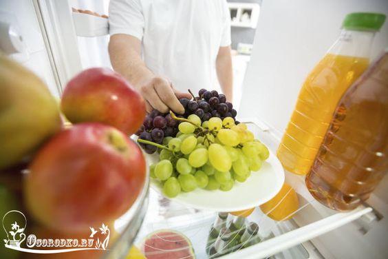 Не знаете как сохранить виноград надолго и в свежем виде? Тогда читайте… Сколько…