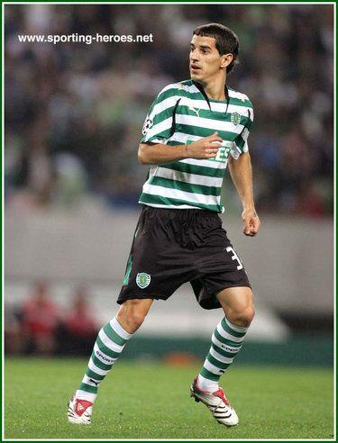 Leandro Romagnoli - Sporting Clube De Portugal - UEFA Liga dos Campeões 2007/08 v Roma