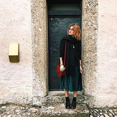 Add a touch of colour to your autumnal outfits with our Paternoster collection. As seen on the truly wonderful @wonderful_u