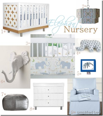 the majestic animal inspires this baby nursery in a palette of soft blues baby nursery cool bee animal