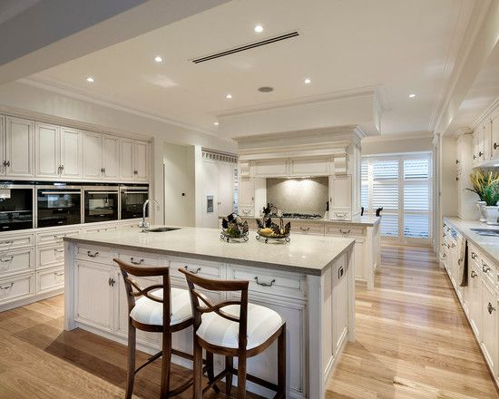 Kitchen Conservative Kitchen With Admirable Off White