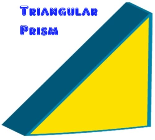 Rectangular Prism Real Life Examples: Triangular Prism Lessons And Worksheets Such As How To