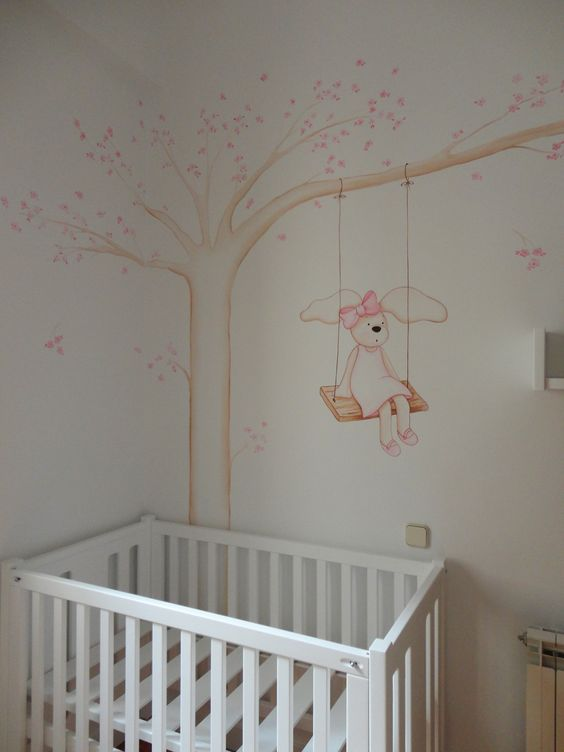Pinterest the world s catalog of ideas - Pinturas para habitacion de bebe ...