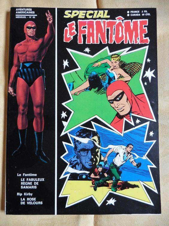 Spécial LE Fantome Mensuel N°82 Août 1970 Neuf   eBay