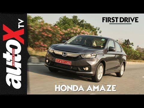In Its Second Generation Honda Has Improved The Amaze In Almost Every Way And Then It Also Has The Advantage Of Being Th Honda First Drive Bike News