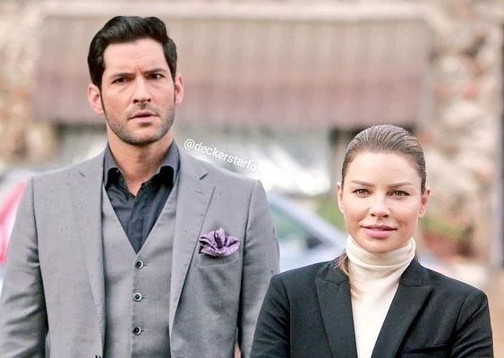 Pin By Dawn Inglis On Lucifer With Images Tom Ellis Lauren