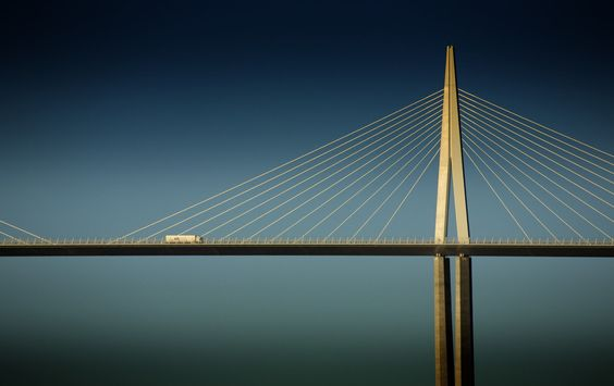 Millau Bridge - Tarn Valley, France