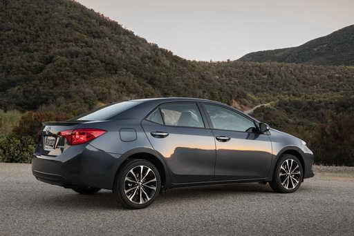 2017 Toyota Corolla Sports Edition