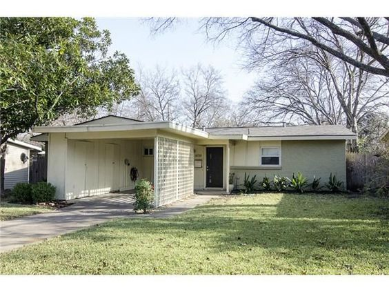 Absolutely charming mid century modern home on quiet street in amazing neighborhood.  Spacious floorplan with open kitchen and hardwoods throughout.  Meticulously maintained period tile baths.  Huge backyard with large shed great for storage or projects. Ride your bike to white rock lake.|strip_tags