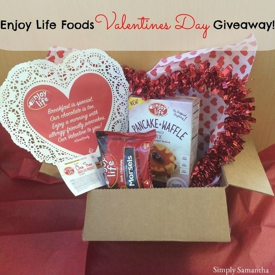 Enjoy Life Food Valentines Day Giveaway!