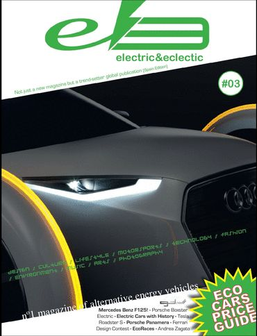 Electric & Eclectic Issue #03