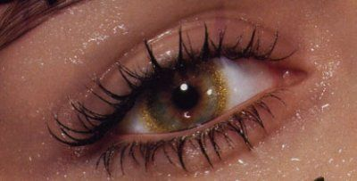 Dior Eyes by Christian Dior. Available in Gold, Blue, and Fabulous. WINK!