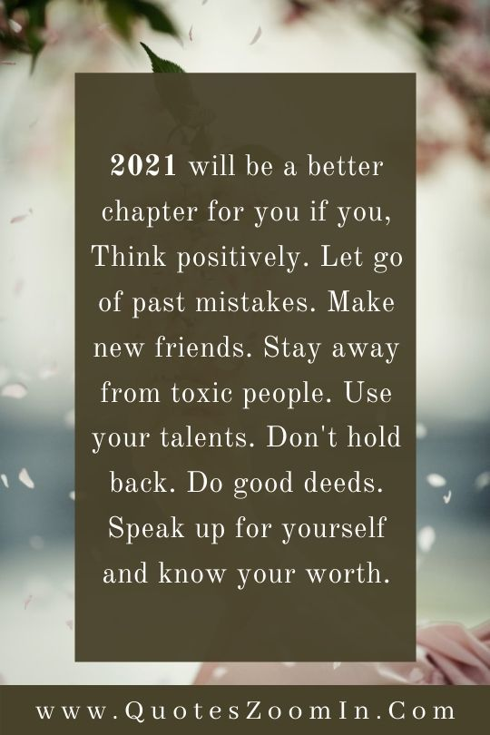 2021 Will Be A Better Chapter For You Quotes For Friends Happy New Year Message New Year Quotes Funny Hilarious Happy New Year Quotes