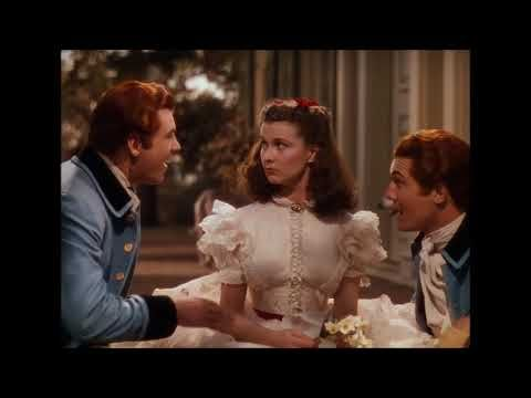Gone With The Wind 1939 Opening Scene Youtube Gone With The Wind Romance Film Go To Movies