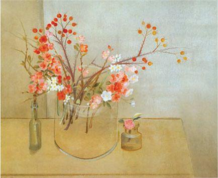 Morris Graves flower series
