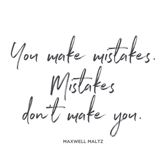 @tamelessdesigns posted to Instagram: Everyone makes mistakes. It is how you learn, grow and expand yourself. No matter the mistake, no matter how big or small... it's not permanent. Life will go on, life will continue. What you can do, is learn from that mistake and grow from it! Don't let anyone tell you any differently.  . . So go out there and make mistakes and lots of them! Get excited because then you learn what doesn't work. You aren't going to do anything perfectly when you first start.