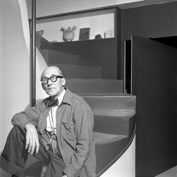 Paris le corbusier by willy rizzo gentleman ii - Arquitecto le corbusier ...
