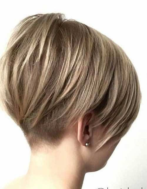 Pixie Bob 2018 стрижки In 2019 Frisuren Kurzer Bob