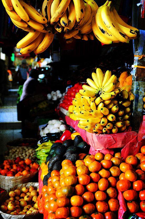 San Miguel de Allende Market, GUanajuato, Mexico