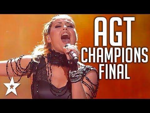 The Champions On America S Got Talent 2019 Week 7 Final Got