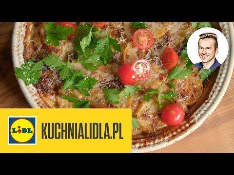 Prosta I Szybka Zapiekanka Ziemniaczana Karol Okrasa Kuchnia Lidla Youtube Food Casserole Recipes Recipes