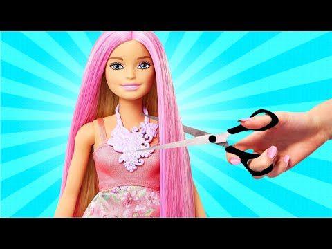 5 Hacks E Ideias Para Sua Barbie Ider Alves Youtube Barbie Hacks Ideias