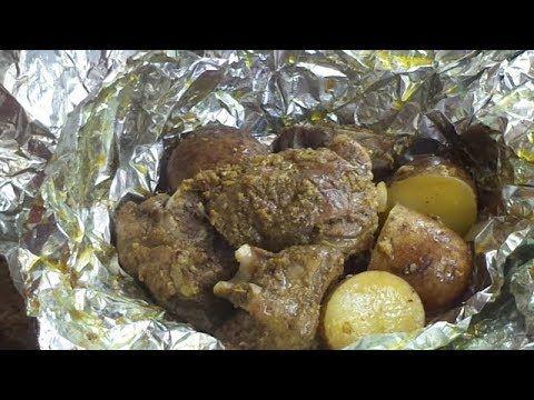 اللحم الحنيذ بورق الالمنيوم بقدر الضغط طريقة سريعة وبسيطة لعمل لحم الحنيذ Youtube Food Arabic Food Meat