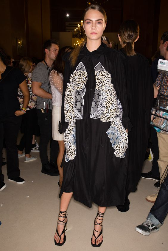 Stella McCartney Spring 2015 Ready-to-Wear - Beauty - Gallery - Style.com