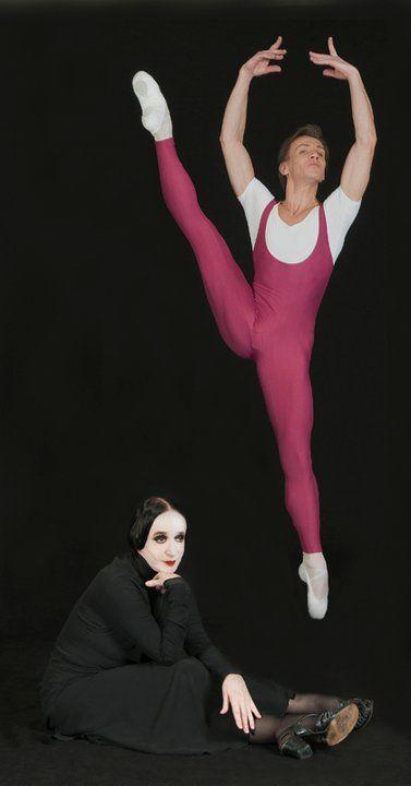 Marcia Haydée and Luis Ortigoza - Gaite Parisienne by Bejart: