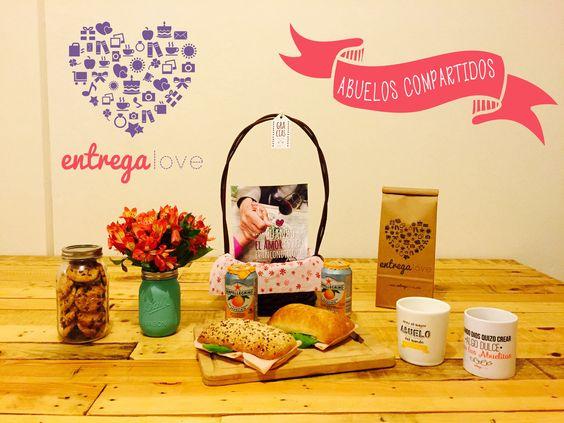 Entregalove para abuelitos  www.entregalove.com  contacto@entregalove.com  Entregalove  Regalos personalizados a domicilio