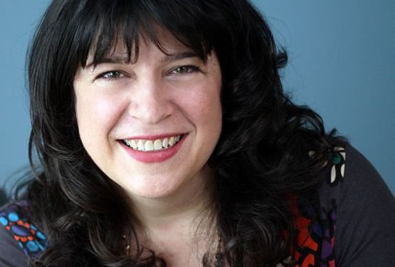E. L. James, author of the Fifty Shades triology.: