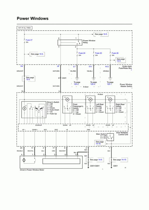 Electric Wiring Diagram Honda Accord Coupe 2013 And Honda Accord Questions Power Windows Not Working Cargurus In 2020 Honda Accord Honda Accord Coupe Accord Coupe